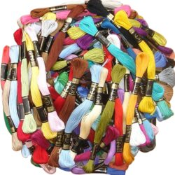 101 New ANCHOR Thread. 101 different colours BEST PRICE