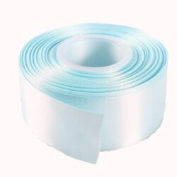 Double Sided Satin Ribbon 23 Metres size 6,10,12,15,20,22,25,38,50mm – Many Colours & Sizes Available