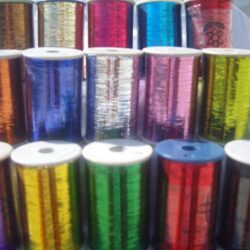 14 LUREX High Quality Thread 4000 meters each