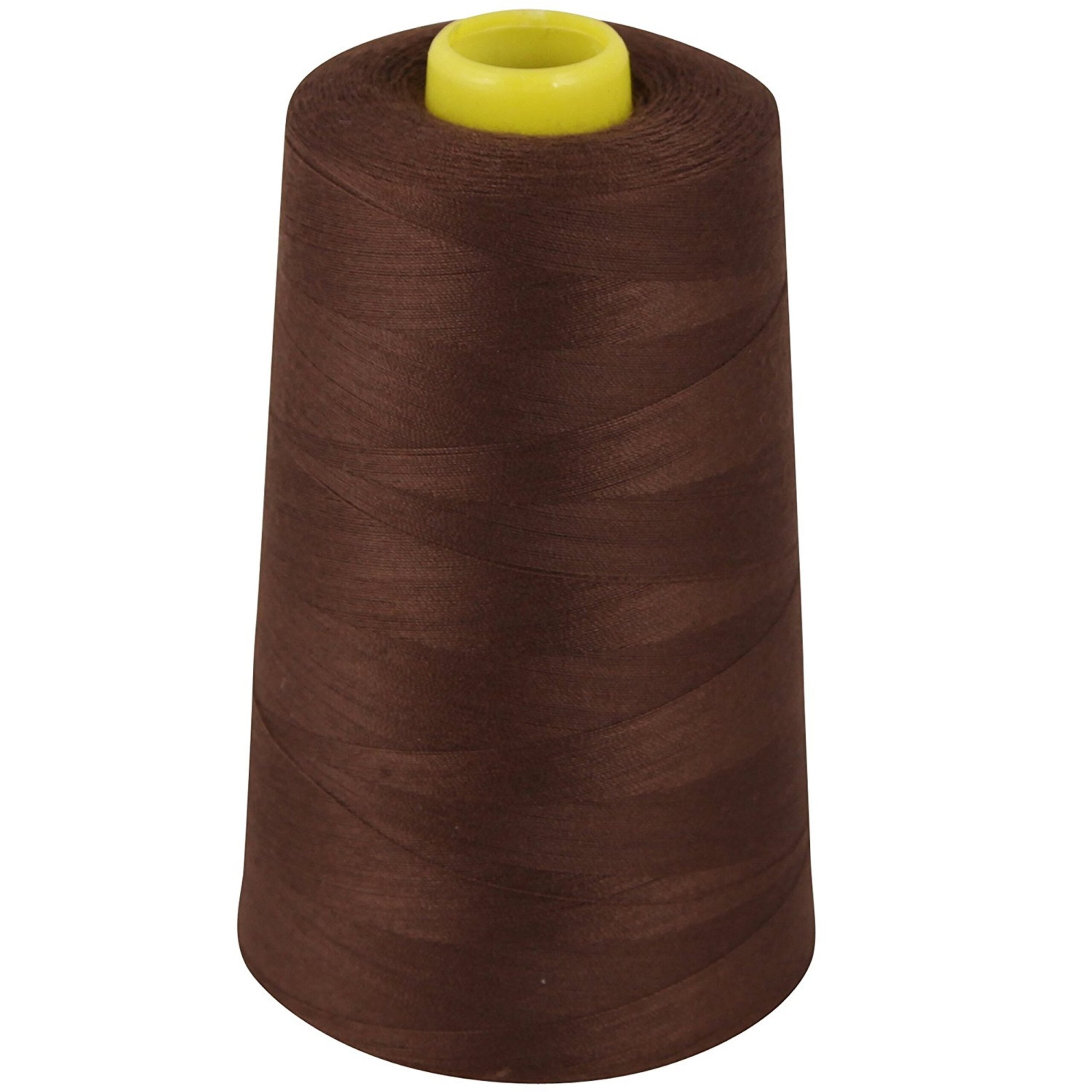 COATS Polyester – Sewing & Overlocking Threads – 5000 Meters (5468 Yard) Cones